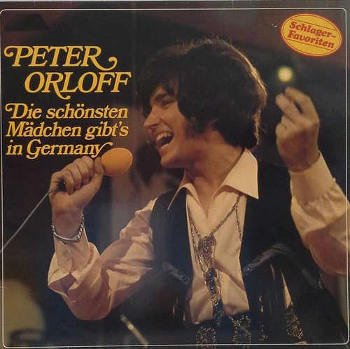 Bild Peter Orloff - Die Schönsten Mädchen Gibt's In Germany (LP) Schallplatten Ankauf