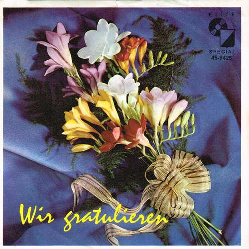 Cover Die Dominos - Wir Gratulieren (7, Single) Schallplatten Ankauf