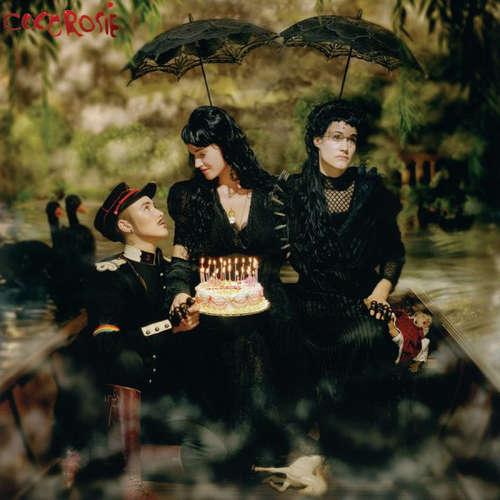 Cover zu CocoRosie - The Adventures Of Ghosthorse And Stillborn (LP, Album) Schallplatten Ankauf