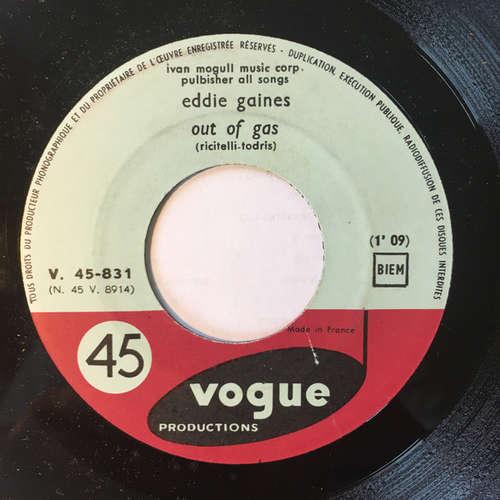 Bild Eddie Gaines - Out Of Gas / I Never Had It So Good (7, Single) Schallplatten Ankauf