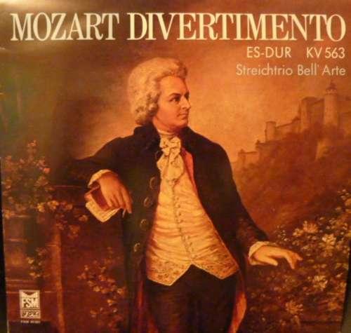 Bild Mozart*, Streichtrio Bell´ Arte* - Divertimento Es-Dur KV 563 (LP, Album) Schallplatten Ankauf