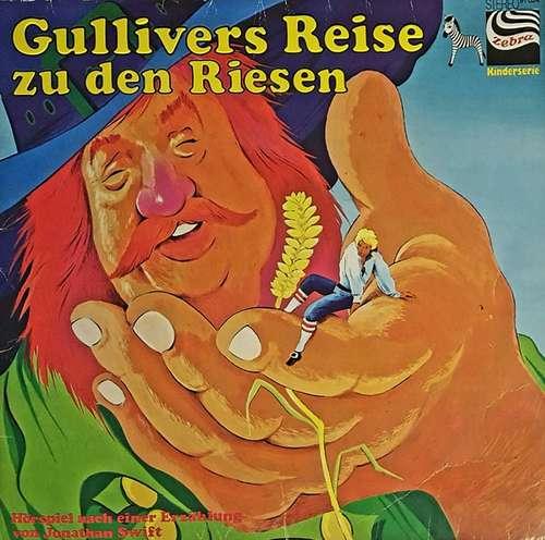 Cover zu Jonathan Swift (2) - Gullivers Reise Zu Den Riesen (LP) Schallplatten Ankauf