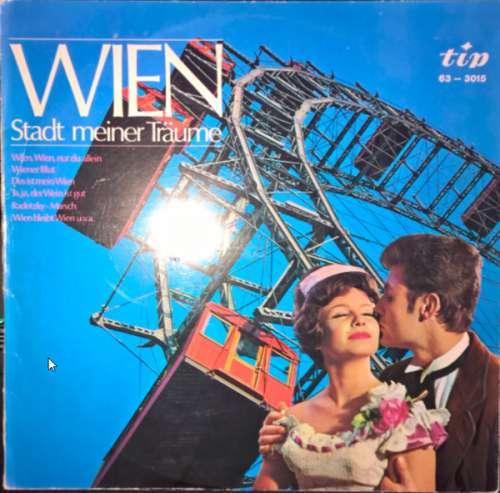 Bild Unknown Artist - Wien, Stadt Meiner Träume (LP, Mono) Schallplatten Ankauf