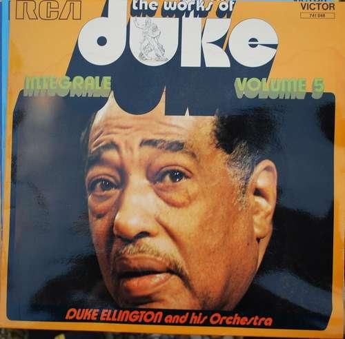 Bild Duke Ellington And His Orchestra - The Works Of Duke - Integrale Volume 5 (LP, Comp) Schallplatten Ankauf