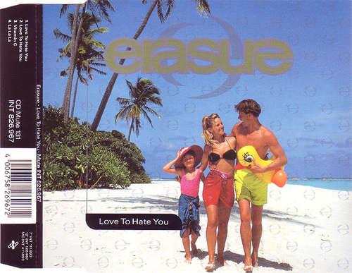 Bild Erasure - Love To Hate You (CD, Maxi) Schallplatten Ankauf