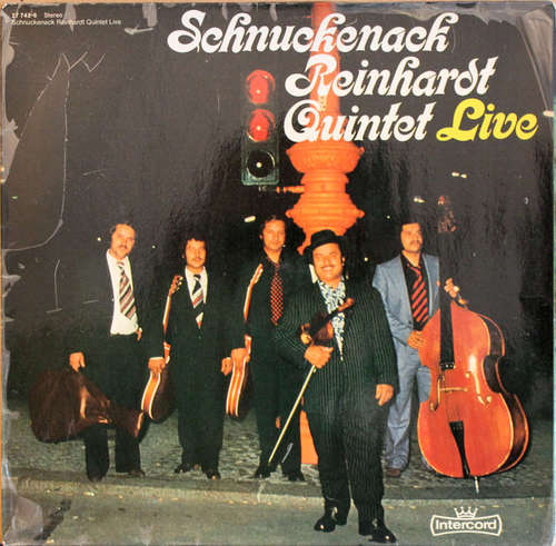 Bild Schnuckenack Reinhardt Quintett - Schnuckenack Reinhardt Quintett Live  (LP, Album, Club, Gat) Schallplatten Ankauf
