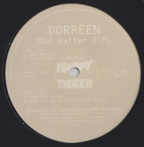 Cover Dorreen - Mad Hatter E.P. (12, Maxi, Mono, Promo) Schallplatten Ankauf