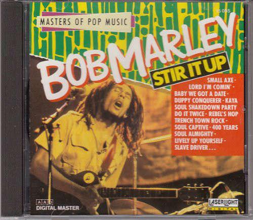 Bild Bob Marley - Stir It Up (CD, Comp) Schallplatten Ankauf