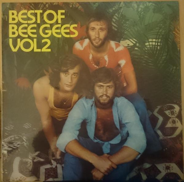 Cover The Bee Gees* - Best Of Bee Gees Vol. 2 (LP, Comp) Schallplatten Ankauf