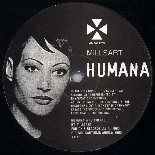 Bild Millsart - Humana (12) Schallplatten Ankauf