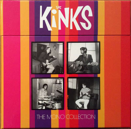 Cover The Kinks - The Mono Collection (Box, Comp, Ltd + LP, Album + LP, Album + LP, Album) Schallplatten Ankauf