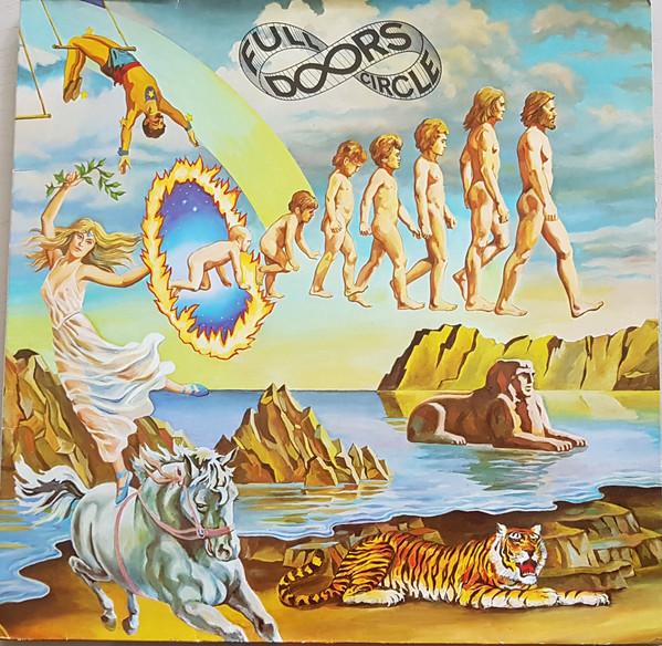 Bild Doors* - Full Circle (LP, Album, RE) Schallplatten Ankauf