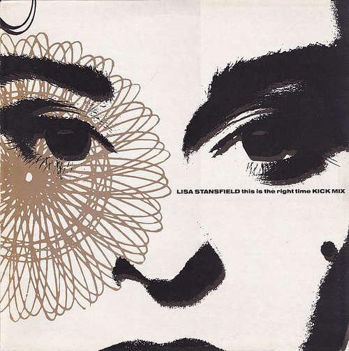 Bild Lisa Stansfield - This Is The Right Time (Kick Mix) (12, Maxi) Schallplatten Ankauf