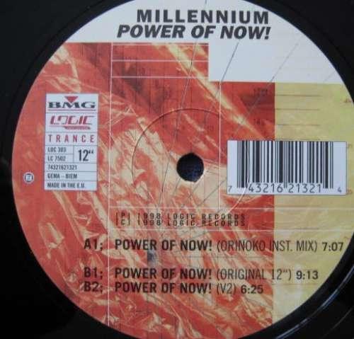 Bild Millennium (9) - Power Of Now! (12, Maxi) Schallplatten Ankauf
