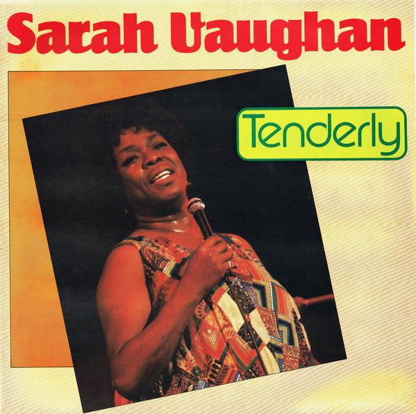Bild Sarah Vaughan - Tenderly (LP, Comp, Red) Schallplatten Ankauf