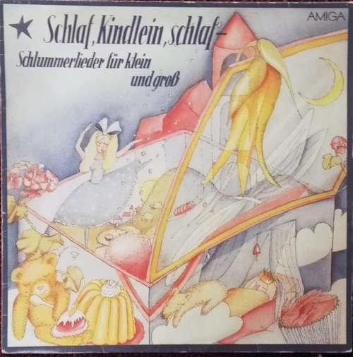 Cover Various - Schlaf, Kindlein, Schlaf - Schlummerlieder Für Klein Und Groß (LP, Comp) Schallplatten Ankauf
