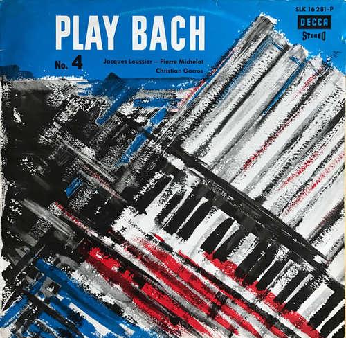 Bild Jacques Loussier - Play Bach 4 (LP) Schallplatten Ankauf