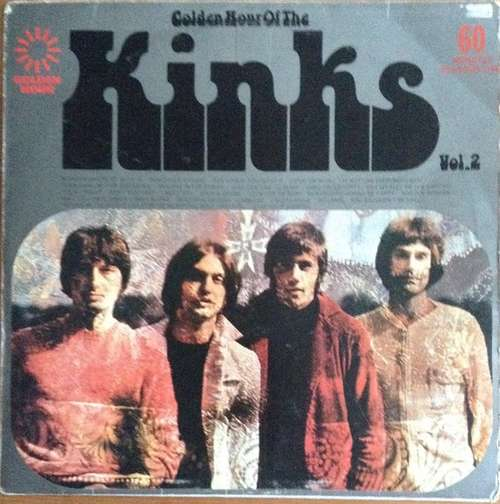 Cover The Kinks - Golden Hour Of The Kinks Vol. 2 (LP, Comp, RE) Schallplatten Ankauf