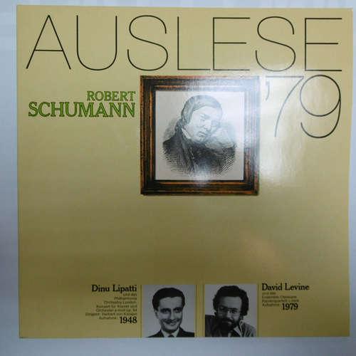 Bild Robert Schumann - Auslese '79 (LP, Mono) Schallplatten Ankauf