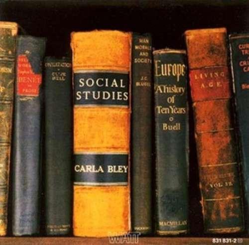 Cover Carla Bley - Social Studies (LP, Album) Schallplatten Ankauf