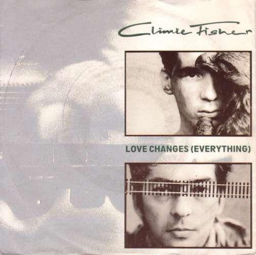 Bild Climie Fisher - Love Changes (Everything) (7, Single) Schallplatten Ankauf