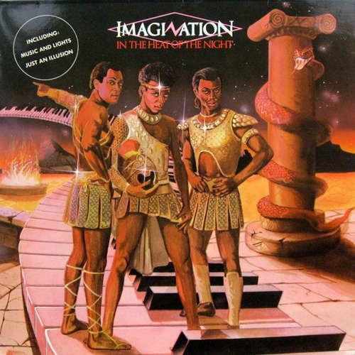 Cover zu Imagination - In The Heat Of The Night (LP, Album, Gat) Schallplatten Ankauf