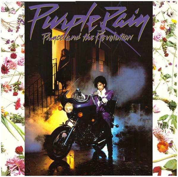 Cover Prince And The Revolution - Purple Rain (LP, Album) Schallplatten Ankauf