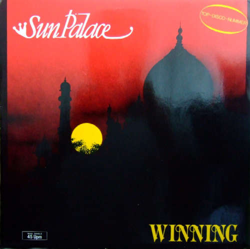 Cover zu Sun Palace - Winning / Rude Movements (12, Maxi) Schallplatten Ankauf