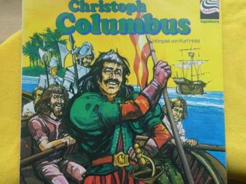 Bild Kurt Holst - Christoph Columbus (LP) Schallplatten Ankauf