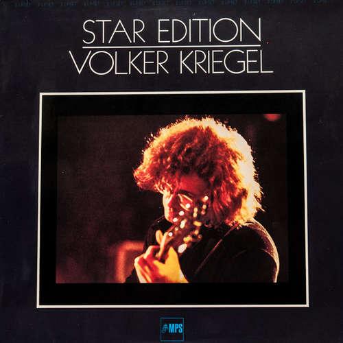 Cover Volker Kriegel - Star Edition (2xLP, Comp) Schallplatten Ankauf