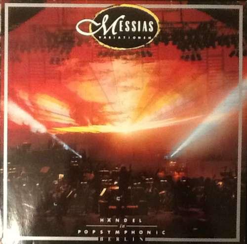Cover Händel* - Messias Variationen (Händel In Popsymphonic Berlin) (LP) Schallplatten Ankauf