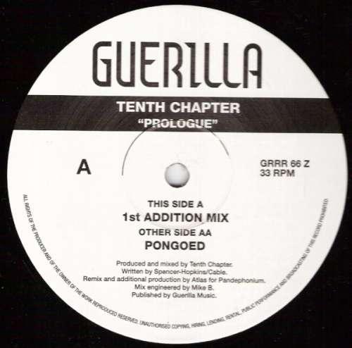 Bild Tenth Chapter - Prologue (The Atlas Remixes) (12) Schallplatten Ankauf