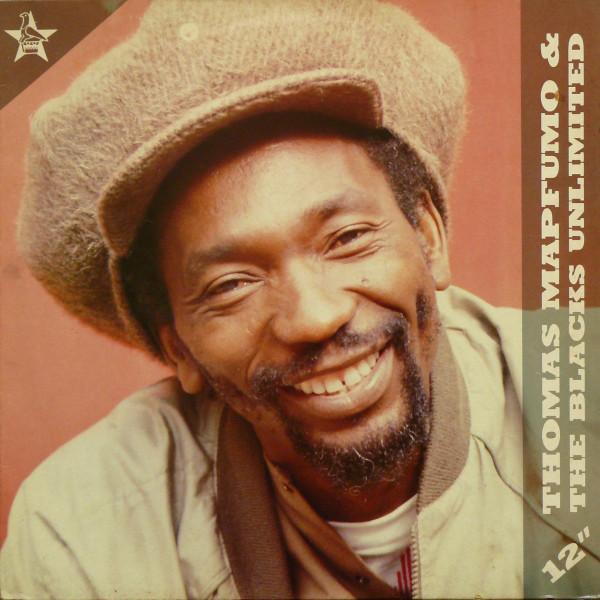 Cover Thomas Mapfumo & The Blacks Unlimited - Hupenyu Wangu (All My Life) (12, Single) Schallplatten Ankauf