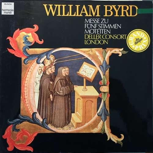 Bild William Byrd - Deller Consort, London* - Messe Zu Fünf Stimmen - Motetten (LP, Gat) Schallplatten Ankauf