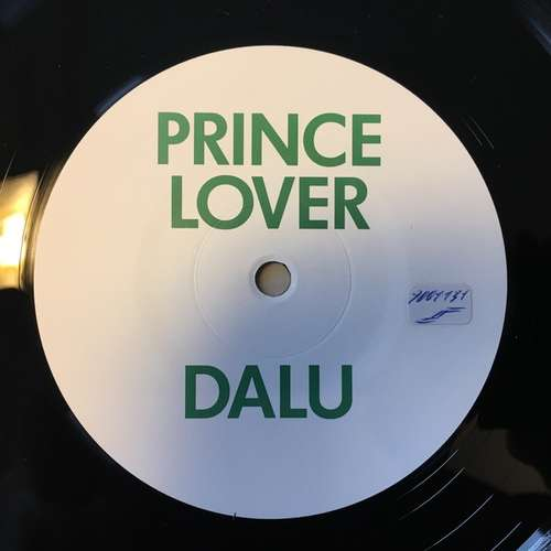Cover Prince Lover Dalu - Let Me Make Love To You (12) Schallplatten Ankauf