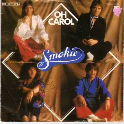 Bild Smokie - Oh Carol (7, Single, EMI) Schallplatten Ankauf