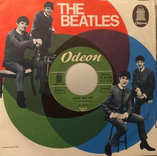 Cover The Beatles - Love Me Do (7, Single) Schallplatten Ankauf