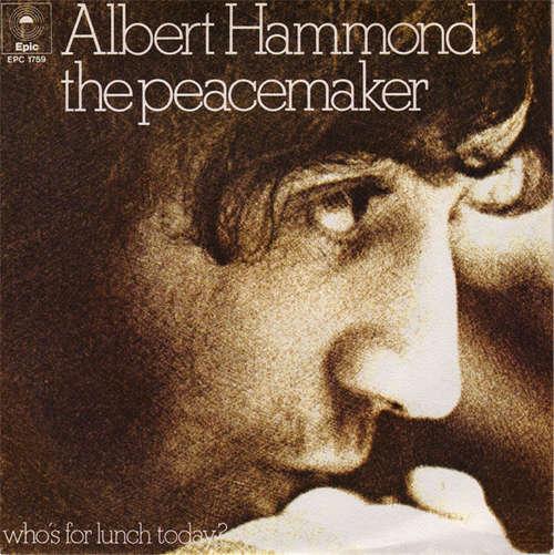 Bild Albert Hammond - The Peacemaker (7, Single) Schallplatten Ankauf