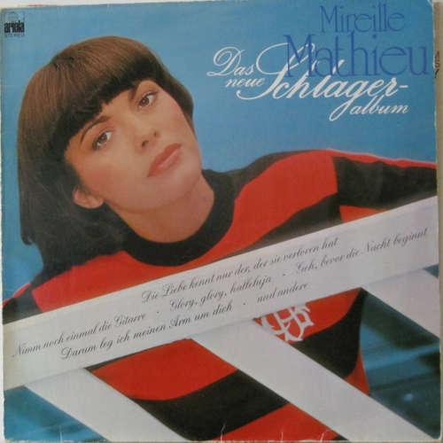 Cover Mireille Mathieu - Das Neue Schlager-Album (LP) Schallplatten Ankauf
