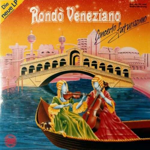 Bild Rondò Veneziano - Concerto Futurissimo (LP, Comp) Schallplatten Ankauf