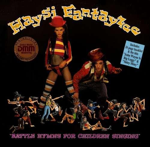 Bild Haysi Fantayzee - Battle Hymns For Children Singing (LP, Album) Schallplatten Ankauf