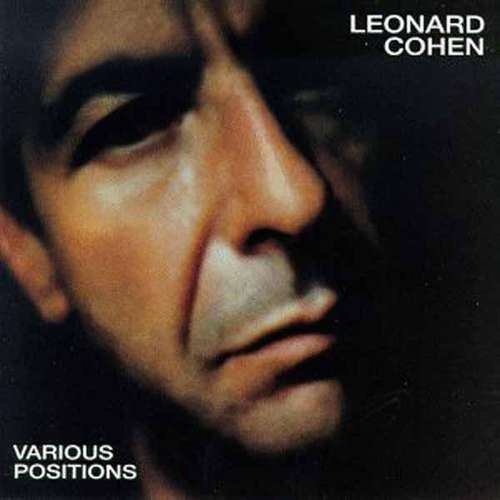 Cover Leonard Cohen - Various Positions (LP, Album) Schallplatten Ankauf