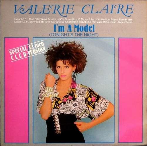 Bild Valerie Claire - I'm A Model (Tonight's The Night) (Club Version) (12, Single) Schallplatten Ankauf