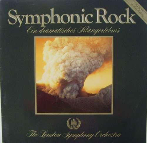 Cover zu The London Symphony Orchestra - Symphonic Rock (LP, Album) Schallplatten Ankauf