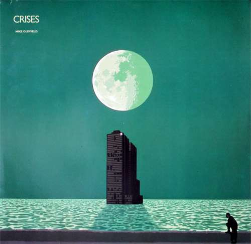 Bild Mike Oldfield - Crises (LP, Album) Schallplatten Ankauf