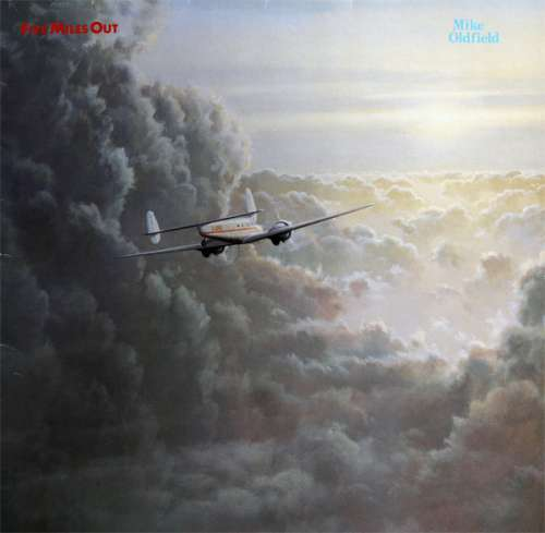 Bild Mike Oldfield - Five Miles Out (LP, Album, Gat) Schallplatten Ankauf