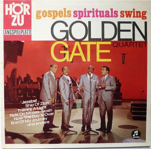 Bild The Golden Gate Quartet - Gospel Spirituals Swing (LP, Album) Schallplatten Ankauf