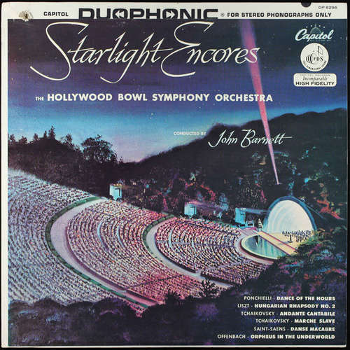 Bild The Hollywood Bowl Symphony Orchestra - Starlight Encores (LP) Schallplatten Ankauf