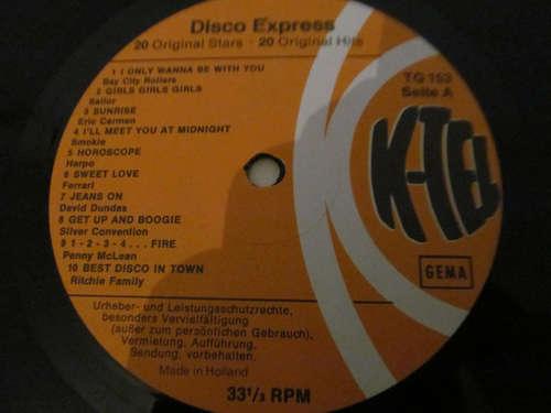 Bild Various - Disco Express (LP, Comp) Schallplatten Ankauf