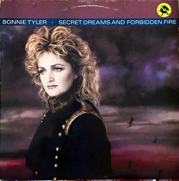 Cover zu Bonnie Tyler - Secret Dreams And Forbidden Fire (LP, Album) Schallplatten Ankauf